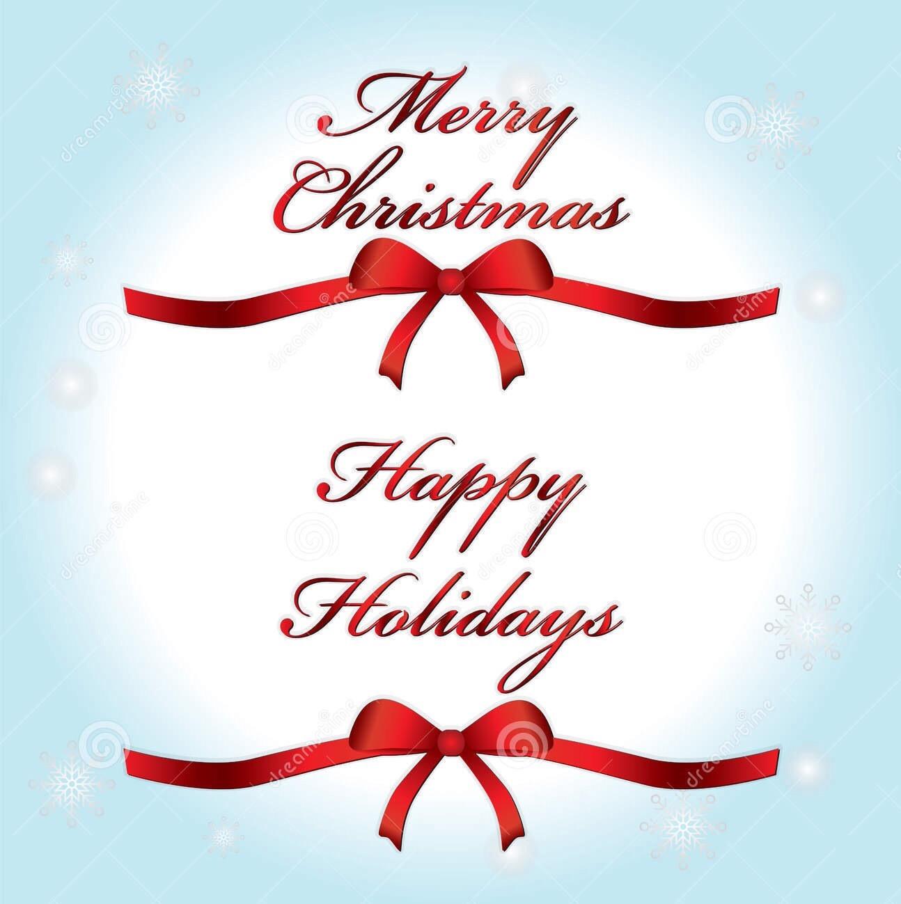 Merry Christmas Vs Happy Holidays Heyyou